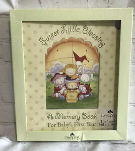 New Day Spring Baby Memory Book The Land Of Milk& Honey Sweet Little Blessings