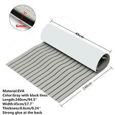 Thickness :0.6cm/0.24''Boat Flooring Marine Flooring EVA Foam Yacht Carpet Sheet