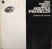 Songs Of Faith - Aretha Franklin (2017, CD NUOVO)
