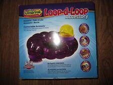SUPER PET CRITTER TRAIL LOOP-D-LOOP ACCESSORY NEW hamster gerbil mouse