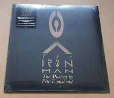 PETE TOWNSHEND The Iron Man European limited 180 gram silver vinyl LP SEALED