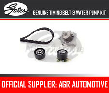 GATES TIMING BELT AND WATER PUMP KIT FOR PEUGEOT 407 SW 2.0 HDI 135 136 2004-