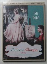 DVD LUCRECE BORGIA - Isa POLA / Carlo NINCHI - Hans HINRICH - NEUF SCELLE