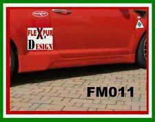 MINIGONNE PER ALFA MITO   IN ABS NERE  FM0011   SSM011-1a