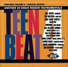 Teen Beat Vol. 4 - 30 Great Rockin`Instrumentals, CD Neu
