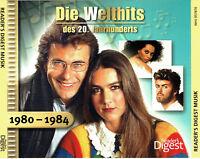 (3 CD Box Set) Die Welthits Des 20. Jahrhunderts 1980-1981 - Laid Back, Eruption