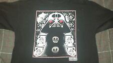ANGRY BIRDS STAR WARS Pig Vader stack shirt XL (rovio game movie promo jedi)