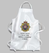 Royal Logistic Corps RLC BBQ Apron KEEP CALM