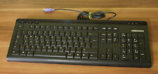 Tastatur Keyboard Medion KB-0837 MD20040537 Chicony PS2 black Schwarz TOP! (I4)