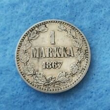 More details for 1867s finland 1 markka