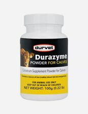 Durvet Durazyme Colostrum Powder For Calves 100 Gram