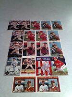 *****Gene Schall*****  Lot of 50 cards.....13 DIFFERENT