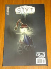 AMERICAN MCGEE'S GRIMM #5 RI COVER 2009 IDW BEN TEMPLESMITH