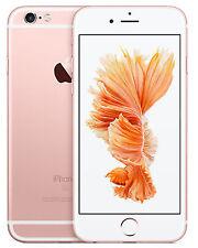 Móviles y smartphones Apple iPhone 6s color oro con conexión 4G