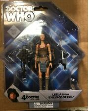 DOCTOR WHO BBC LEELA FROM THE FACE OF EVIL ACTION FIGURE