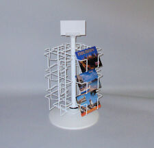 PostCard Display Rack 12 Pocket 4x6 Notecard Card Greeting MADE IN USA