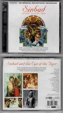 SINBAD AND THE EYE OF THE TIGER - Wayne,Seymour (CD BOF/OST) Roy Budd 2000 NEUF