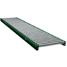 "5' OAL-Straight-Steel Roller Conveyor-1.9"" Roller Dia.-10"" BF-3"" Axle Center"