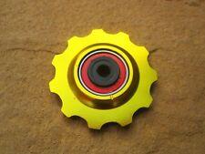 MT ZOOM GOLD Ceramic Bearing Derailleur Jockey Wheel x1 11T shimano KCNC sram