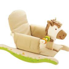 Cavallo a Dondolo in Legno rock pony giochi bambino città del sole