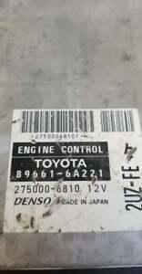 2003 Toyota Land Cruiser engine control module 89661-6A221