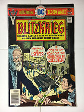 Blitzkrieg #2 F+ 1976 DC comic Kubert