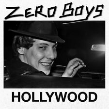 ZERO BOYS - HOLLYWOOD   CD SINGLE NEU