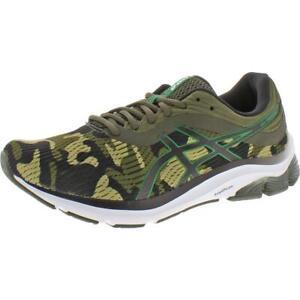 Asics Mens Gel-Pulse 11 Green Running Shoes Sneakers 7.5 Medium (D) BHFO 1177