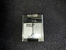 Manhattan Magic Duo Eyeshadow, 81 Titanium Silver Silber - Neu