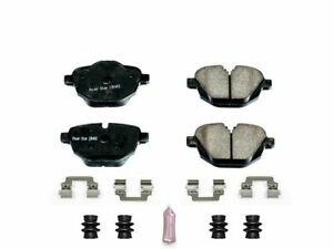 For 2014-2017 BMW i8 Disc Brake Pad and Hardware Kit Rear Power Stop 87399TQ