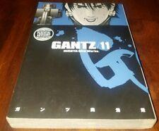 Gantz Manga Volume 11 by Oku, Hiroya English graphic novel book #11