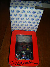 #24 Jeff Gordon 2001 Dupont Winston Cup Champ 1/64 Car In Tin W / Card By Action