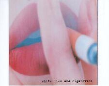 CDNICKEL SLOTSwhite lies and cigarettesEX+  (R2741)
