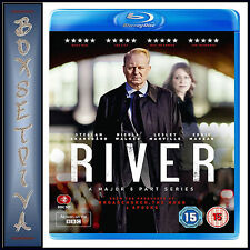 RIVER -  THE COMPLETE SERIES *BRAND NEW BLU-RAY***