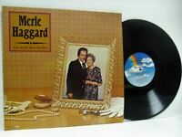MERLE HAGGARD songs for the mama that tried LP EX+/EX-, MCA-5250, vinyl, country