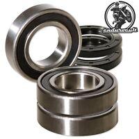 Rear wheel bearing kit for Honda/Suzuki CR/CRF/RMZ 125/250/450 (bearings/seals)
