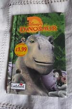 COLLECTABLE LADYBIRD BOOK DINOSAUR DISNEY'S ,27 pages