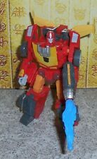 Transformers Reveal The Shield RODIMUS Complete Rts Hot Rod Deluxe