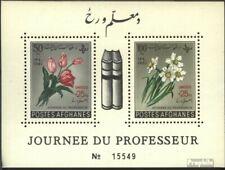 Afghanistan Blok 19A postfris 1961 Dag van Docent