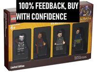 100%RATING - LEGO MARVEL SUPER HEROES 5005256 MINIFIGURES Bricktober 2018 NEW
