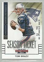 2014 PANINI CONTENDERS complete football set WITHOUT RCs