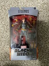 Marvel Legends- Black Widow (Walmart Exclusive)