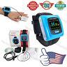 CONTEC OLED SpO2 PR 24h Sleep Monitor,Wrist Pulse Oximeter+Finger probe+Software