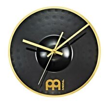 "Meinl 10"" Cymbal Clock - Made from real Cymbal - Great Gift - MCC-10"