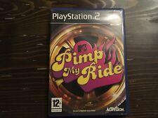PIMP MY RIDE PLAYSTATION2