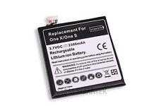 Bateria para original htc one s x 35h00185-01m 35h00197-05m bj40100 Batería Acu.