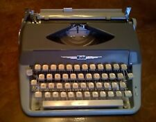 RARE Vintage Cursive Typewriter Vertex model 1970s - Joined-up Type Writing