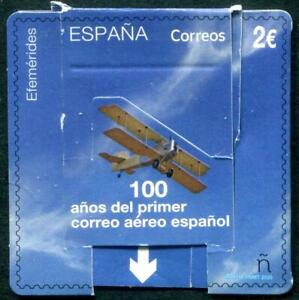 SPAIN 2020 100TH ANNIV. AIRMAIL COMP. SET OF 1 SPECIAL STAMP IN MINT MNH UNUSED