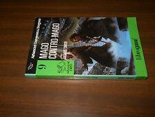 EDIZIONE EL LIBRO GAME ADVANCED DUNGEONS & DRAGONS n.9 MAGO CONTRO MAGO OTTIMO