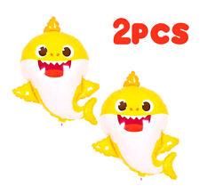 2pc Baby Shark Helium Foil Balloon (22